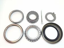 "Trailer Hub Wheel Bearing Kit 3500# EZ Lube Axle 1.719"" Seal L68149 L44649"