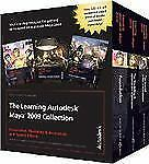 The Learning Maya 2009 Collection: Foundation, Modeling & Animation, and Special
