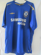 Chelsea 2005-2006 Centenary Home Football Shirt Size Large /34209
