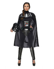 "Star Wars Womens Darth Vader Costume,Small,(USA 6-10), BUST 36-38"", WAIST 27-30"""