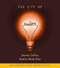 The City of Ember [Audio] by Jeanne DuPrau