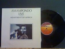 AMAMPONDO  Heartbeat Of Africa   LP   African     NEAR-MINT !