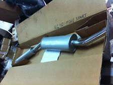 RC40 - EXHAUST SYSTEM MINI SPORT