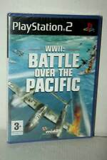 WWII BATTLE OVER THE PACIFIC GIOCO NUOVO PS2 VERSIONE INGLESE GD1 37733