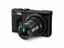 Panasonic LUMIX DMC-ZS60 Digital Camera (Black) DMCZS60K 30X ZOOM 4K Video
