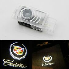 2x CREE LED Door Courtesy Laser Shadow Light for Cadillac SRX  XTS ATS-L