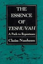 The Essence of Teshuvah: A Path to Repentance-ExLibrary