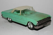 1963-64 Chevrolet Impalan Tin and Plastic Friction Car, Original