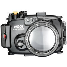 Neewer 130ft Underwater PC Housing Camera Waterproof Case for Sony A6000 UD#20