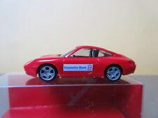 Herpa, Porsche 996, Deutsche Bank 24, neu, rot, (92)