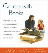Games With Books: Twenty-eight of the best children's books and how to use them