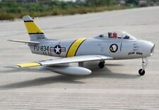 FreeWing 47.2in F86 Sabre 80MM EDF RC Jet Airplane Model PNP EPO W/O Battery