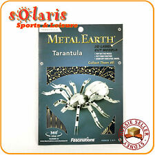 Fascinations Metal Earth Tarantula Giant Spider 3D Miniature Steel Insect Model
