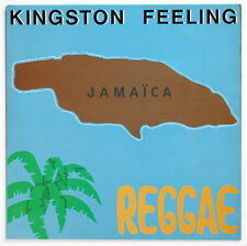 KINGSTON FEELING Jamaica martinique reggae french touloulou TL 9001 LP