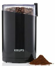 KRUPS Coffee and Spice Grinder Electric Grind Stainless Steel Blades F203