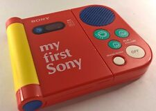 My FIrst Sony Walkman TPW-8000 Cassette Player Works