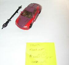 Transformers Prime KNOCKOUT RID AUTOBOT  2012 complete nice deluxe class  415
