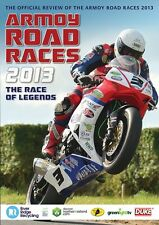 Armoy Road Races - Official Review 2013 (New DVD) Motorcycle sport