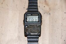 CASIO DBC-61 Calculator Quartz Men Watch