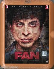 FAN *SHAH RUKH KHAN - OFFICIAL 2 DISC BOLLYWOOD BLU RAY - FREE POST