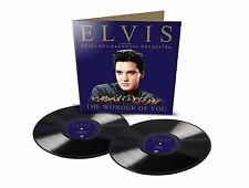 PRESLEY ELVIS THE WONDER OF YOU: ELVIS PRESLEY WITH THE ROYAL DOPPIO VINILE LP !