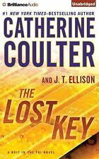 A Brit in the FBI: The Lost Key 2 by J. T. Ellison and Catherine Coulter...