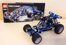 Lego Technic Dune Buggy And Tractor 8296 - 100% Complete With Instructions