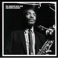 Mosaic 167 Complete Blue Note Sam Rivers Sessions Book Only! No Box No CD No LP!