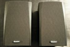 Boston Acoustics CR55 Stereo Speakers BLACK