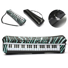 24'' Inflatable Keyboard Piano Musical Instrument Fun Holiday Music for Kid Toy