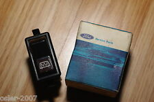 FORD ESCORT MK2 RS2000 MEXICO HEATED REAR WINDOW SWITCH............new old stock