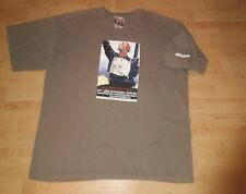 2004 1936 Ski Poster Adidas T Shirt Official Outfitter Olympics Team Mens XL