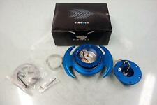 BLUE NRG GEN 3.5 Steering Wheel QUICK RELEASE With Shift Paddle