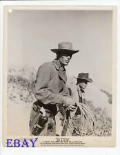 Gregory Peck sexy cowboy R.I. 54 VINTAGE Photo Duel In The Sun