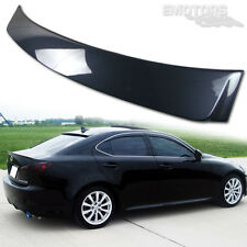 """READY TO SHIP"" PAINTED FOR LEXUS IS250 IS350 4 DOOR OE STYLE ROOF SPOILER #1G0"