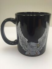 Harley Davidson Coffee Mug Cup Black Eagle Orlando FL Historic Factory 1903 H-D