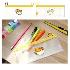 Sanrio Gudetama Lazy Egg Multi Purpose Pouch Slim Pencil Case : #1 Laziness