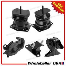 For 1998-2002 Honda Accord V6-3.0L Engine Motor & Trans Mount Kit 5PCS Brand New