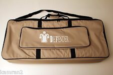 Gig bag for Korg Radias with 4 octave keyboard, behringer 3242 mixer 36x14x5