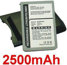 Coque + Batterie 2500mAh type FA404A FA834AA FA834AA#AC3 Pour iPAQ hw6500