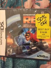 Generator Rex: Agent of Providence  (Nintendo DS, 2011) FREE SHIPPING! 75% Off.