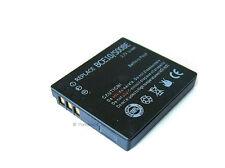AKKU Batterie für RICOH Caplio  R6, R7, R8,  accu  X766
