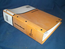 CASE 752B VIBRATING ROLLER SERVICE SHOP WORKSHOP REPAIR BOOK MANUAL