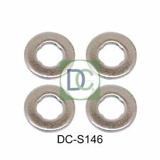 Citroen C3 1.4 HDi Common Rail Diesel Injector Washers Seals Pack 4