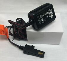 Power Wheels 00801-1480 GRAY Battery Charger Genuine Fisher Price