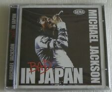 "MICHAEL JACKSON BAD IN JAPAN CD MADE IN BRAZIL "" OFF THE WALL THRILLER BEAT IT """