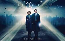 X-Files: The Complete Series (Blu-ray Disc, 2016, 18-Disc Set)