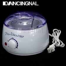 110V Salon Spa Hair Removal Hot Wax Warmer Heater Machine Pot Depilatory Paraff
