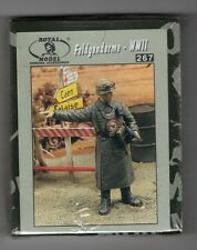 ROYAL MODEL 267 - FELDGENDARME WWII - 1/35 RESIN KIT