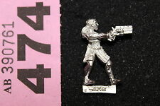 Games Workshop Necromunda Escher Juve with Stubgun Warhammer 40k WH40K Mint OOP